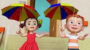 Cantece Pentru Copii in limba Germana - Animatii 3D
